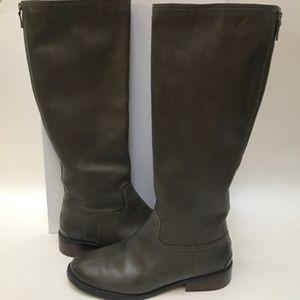 Halogen Knee High Ginger Boots